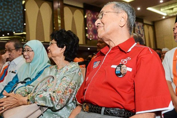 Mahathir-Pakatan