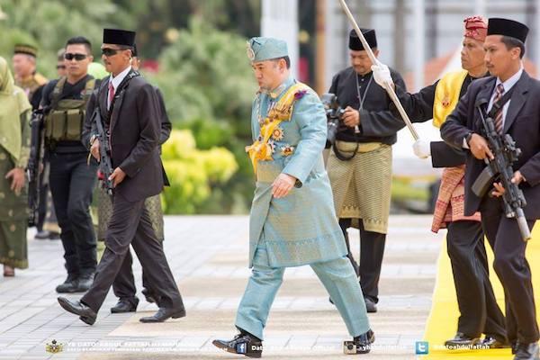 KDYMM Sultan Kelantan tidak mengambil peduli tentang Mahathir.