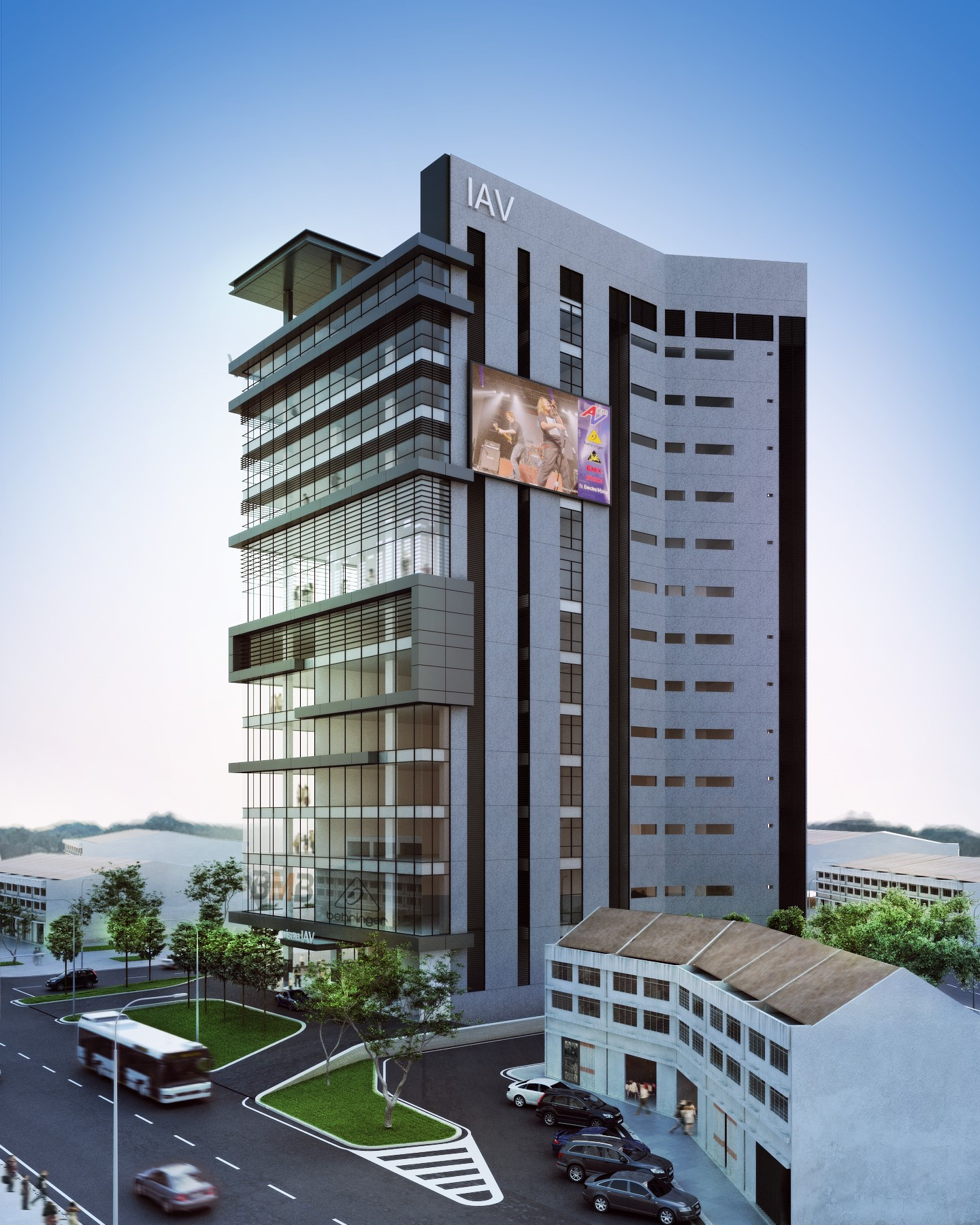 Commercial Building For Sale Malaysia Best Hotel Building