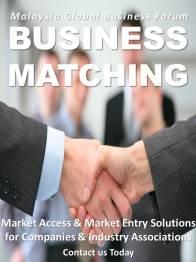 BUSINESS MATCHING Asia