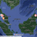 Malaysian Ghost Research: Ghost Research Map History