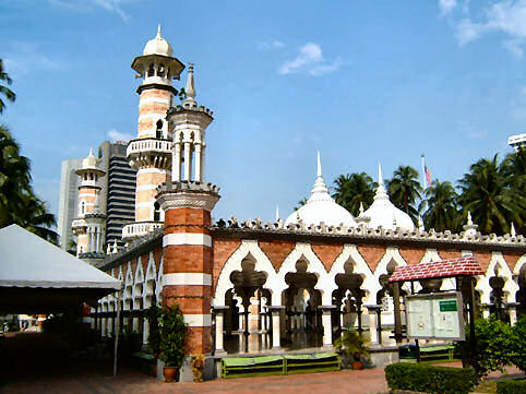 Jamek Mosque: Masjid Jamek