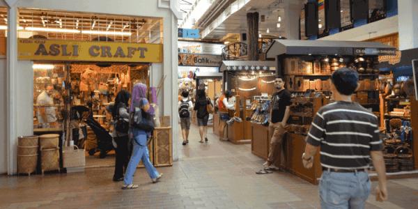 Pasar Seni, KL, Malaysia