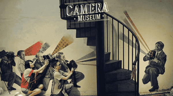Camera Museum in George Town, Penang, Malaysia