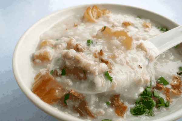 Cantonese Porridge