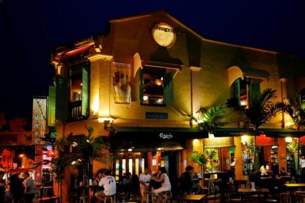 Geographer's Café