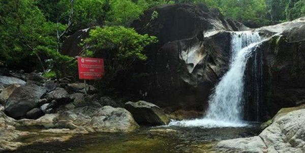 Sekayu Waterfall, Terengganu