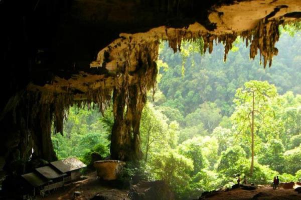 Niah Caves, Malaysia