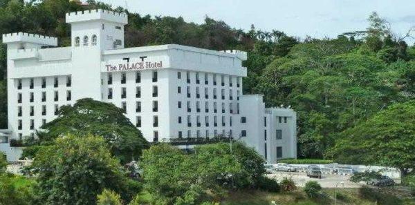 The Palace Hotel, Jalan Tangki