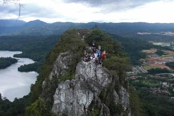 Bukit Tabur, Taman Melawati