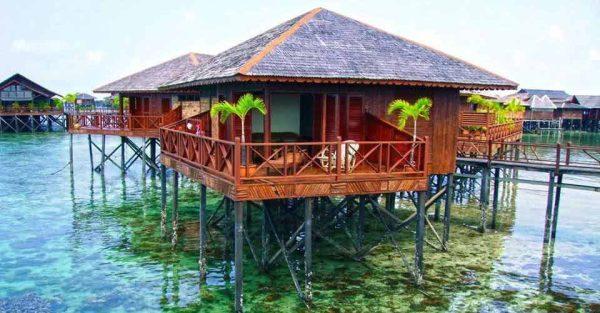 Pangkor island in malaysia