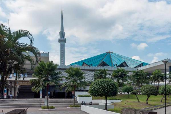 National-Mosque-of-Malaysia