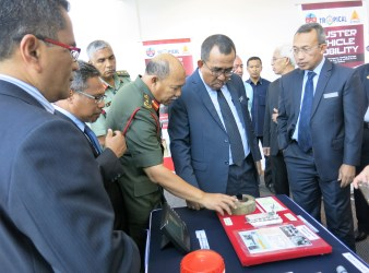 The Science & Technology Research Institute for Defence (STRIDE), Ministry of Defence, i