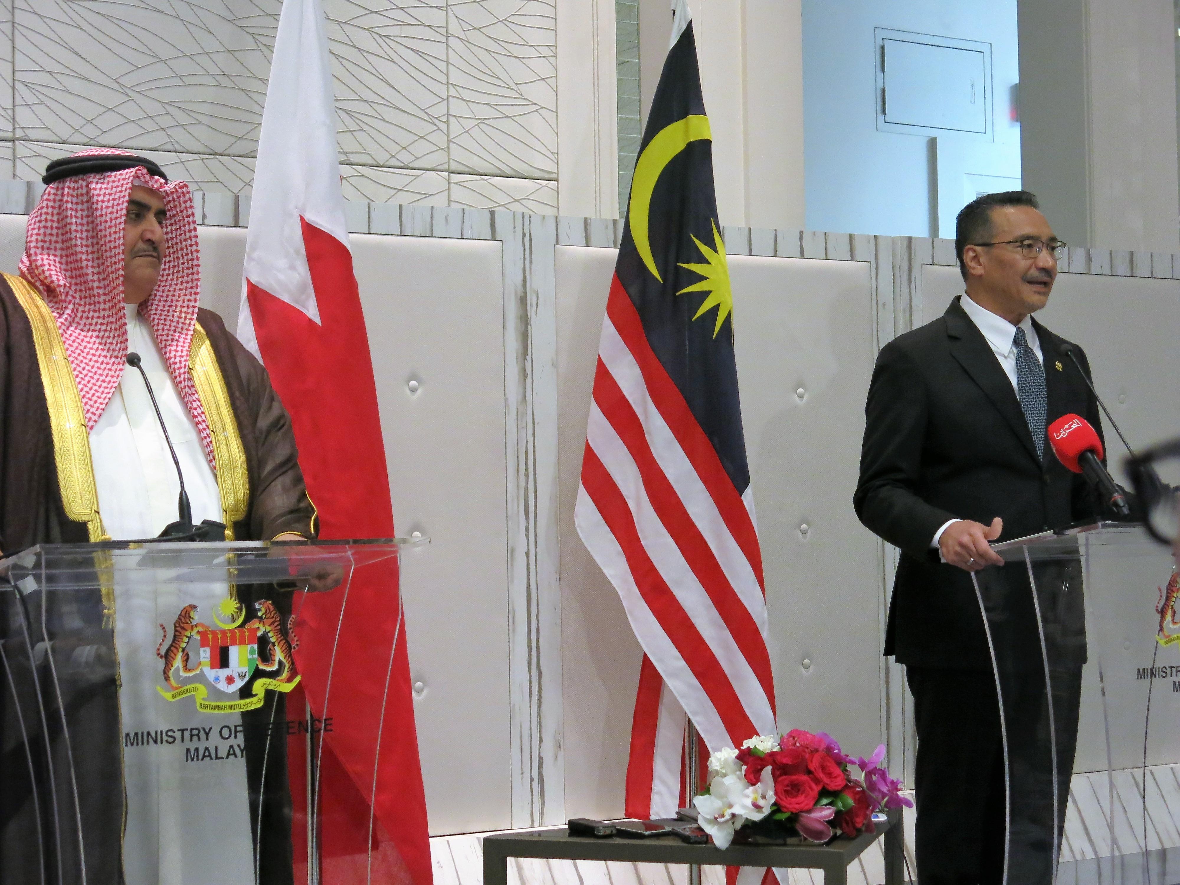 Malaysia Bahrain