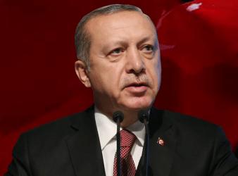 Turkey's Erdogan expresses support for Qatar