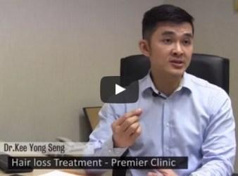 dr kee hair loss treatment