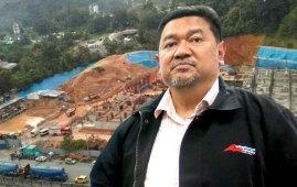 Penang Landslide Dr Roslan