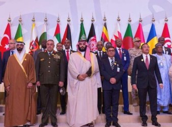 41 Islamic countries at the IMCTC meeting in Riyadh recently
