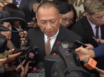 Minister of tourism malaysia Nazri