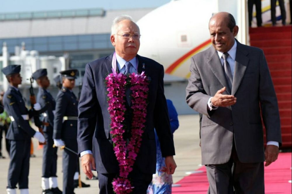 PM in Sri Lanka for 3-day visit