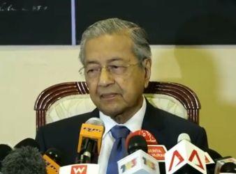DR MAHATHIR 1MDB