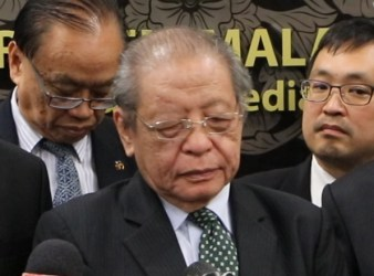 Lim Kit Siang DAP 14th general election Malaysia