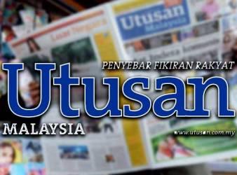 UTUSAN MALAYSIA 1