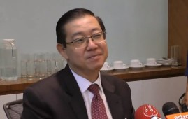 Minister of Finance Lim Guan Eng MALAYSIA2