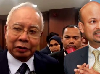 Arul Kanda and Najib Razak 1MDB corruption