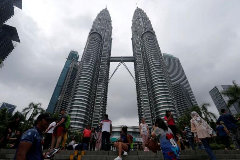 Toursist in Malaysia Strait Times