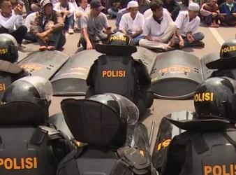 riot indonesia