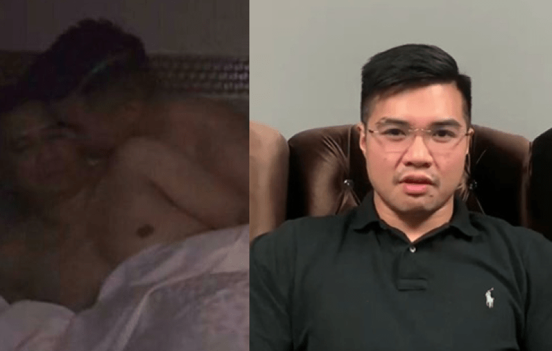MAN HAD SEX WITH MINISTER PKR