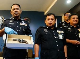 malaysia police