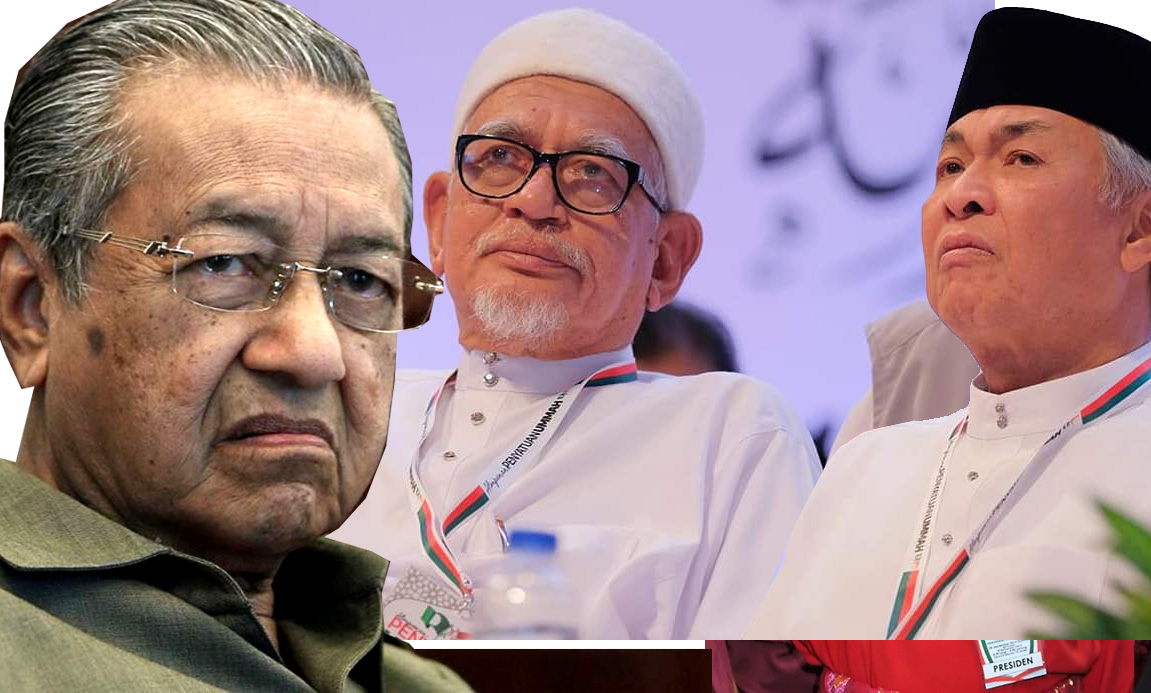DR MAHATHIR PAS UMNO