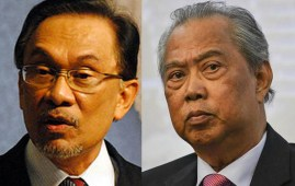 anwar and muhhiddin yassin