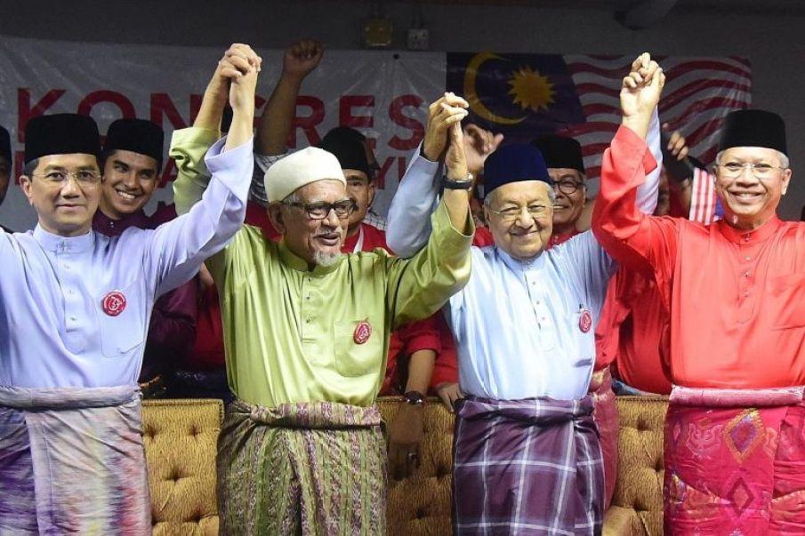 umno ps bersatu dr anuar pakqatan nasional. Photo 1media