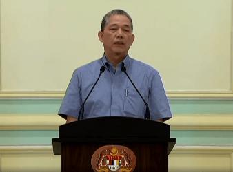 Minister of Works Datuk Seri Fadillah Yusof