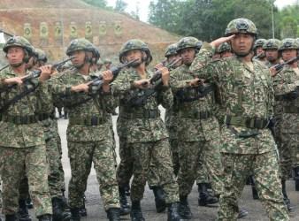 coronavirus malaysia army