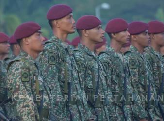 malaysia militiray