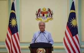 Datuk Seri Ismail Sabri Yaakob minister