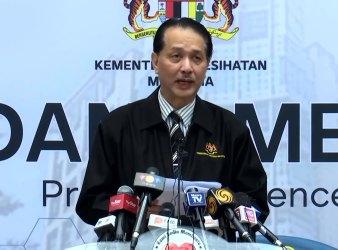 noor jisham ministry of health malaysia