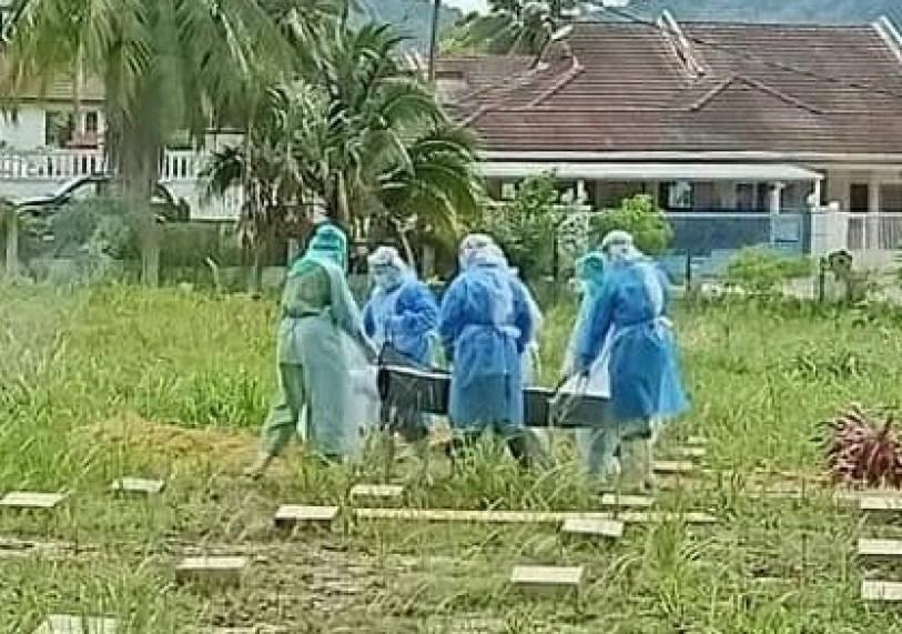 Man found dead of coronavirus in Malaysia