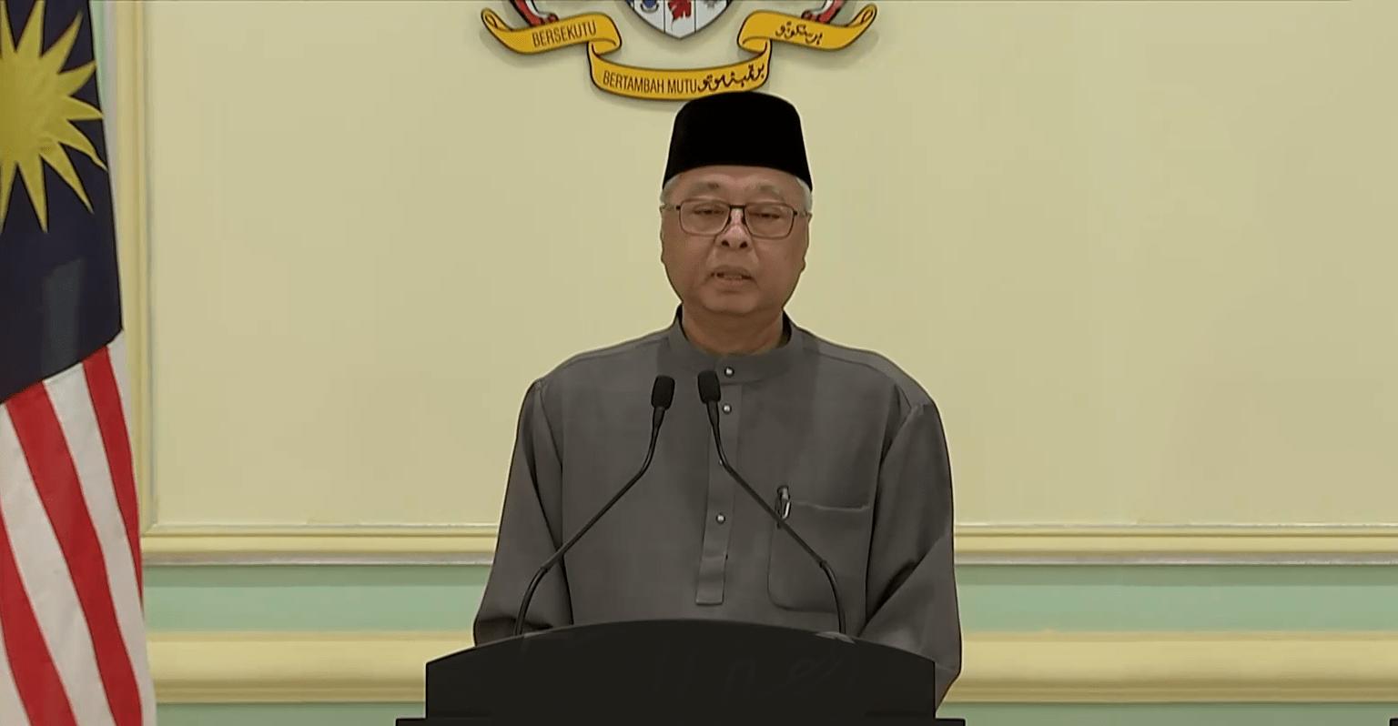 sabri ismail malaysia covid 19 mco hari raya