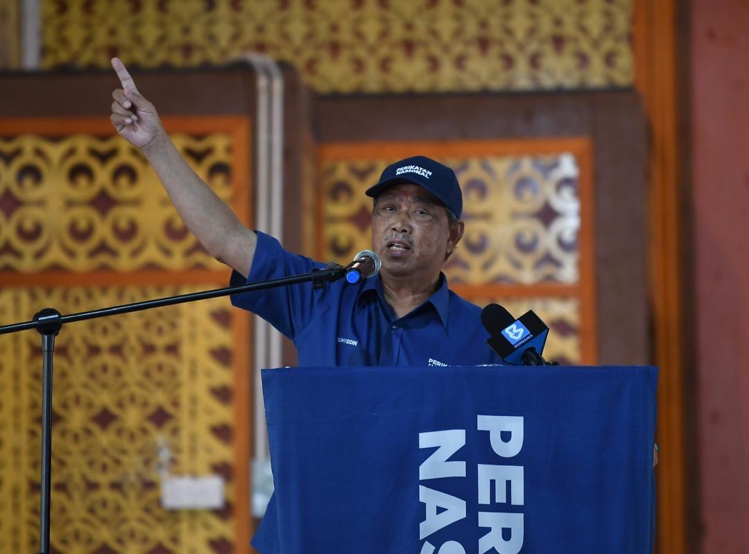 muhyiddin sabah election pn wins