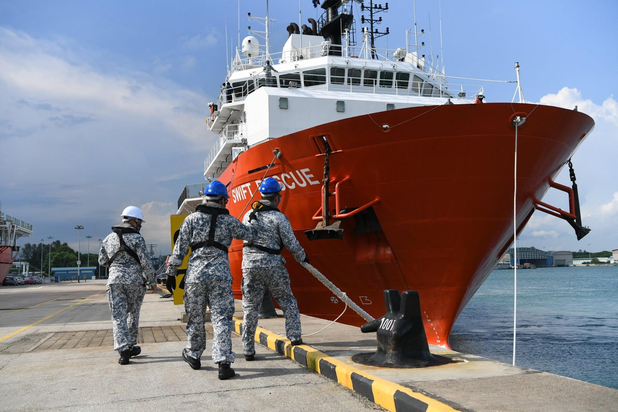 singapore rescue