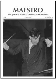 Maestro 6 Malcolm Arnold Society