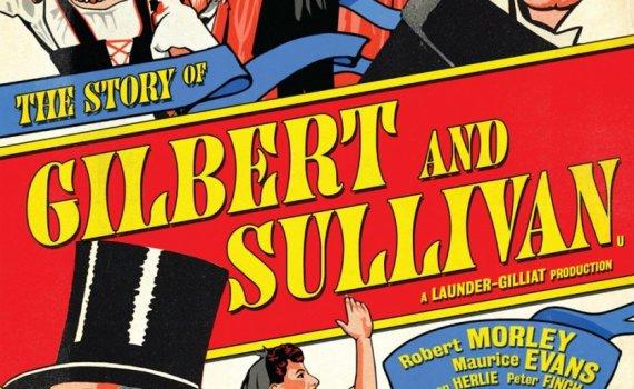 The Story of Gilbert and Sullivan Blu-ray