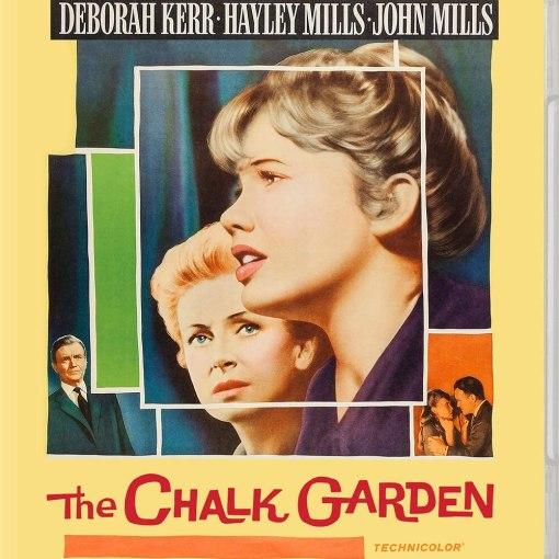 Chalk Garden Blu-ray