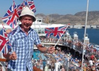 malcolm welshman, author, writer, broadcaster, cruise line guest speaker, UK