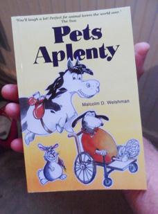 Pets Aplenty Finally Published